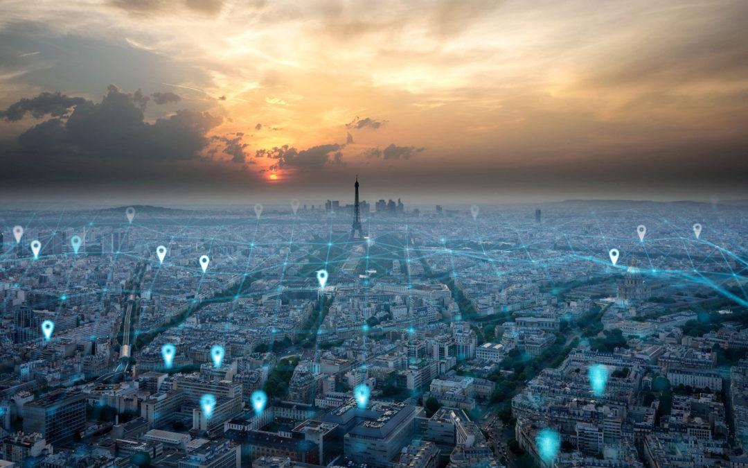 Salesforce Maps, l'outil de géolocalisation intelligente des données