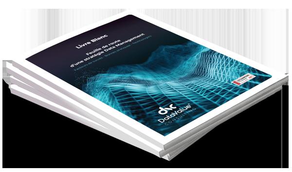 Couverture du livre blanc data management